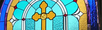 Religious Stained Glass & Glass Restoration