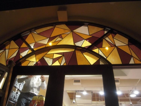 Lululemon Stained Glass