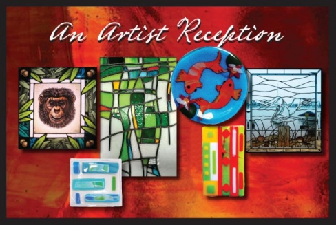 Artist Reception September 2013